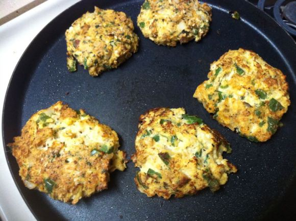 Bumble Bee Crab Cakes