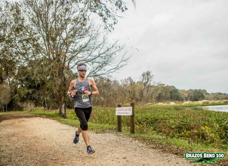 2015 Brazos Bend 100 for Team Trot social media